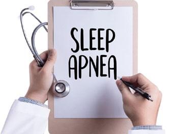 Sleep apnea - poligrafija